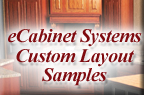 eCabinet Systems Custom Layout Samples